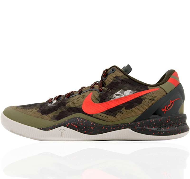 Designer Nike Kobe VIII 8 System GC Basketball Shoes