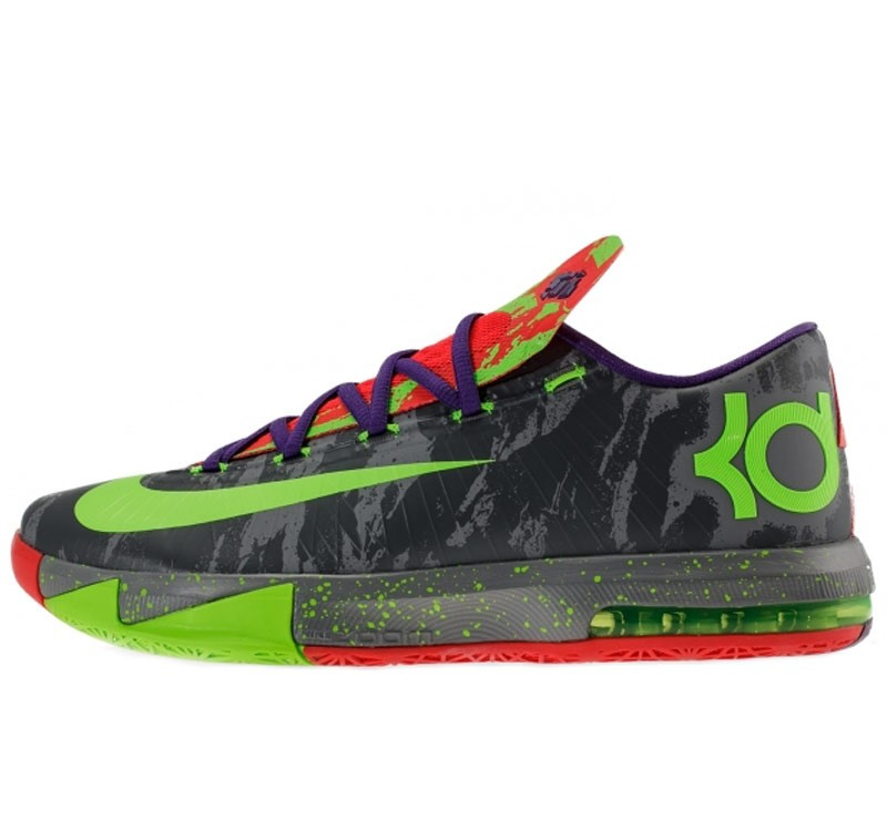 Cheap NIKE KD6 Kevin Durant Basketball shoes, James Harden