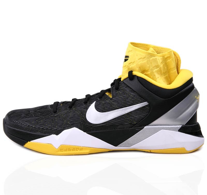 Hot Black Nike Kobe VII 7 Supreme 7 Basketball Shoes