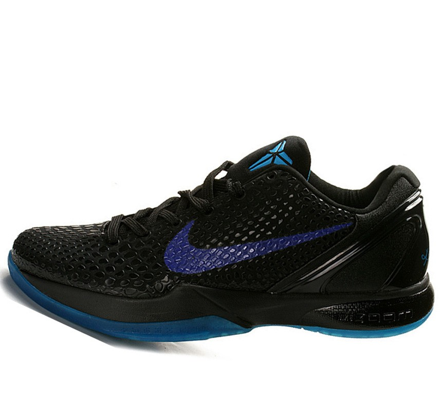 Cheap Nike Kobe VIII 8 Zoom black blue Shoes