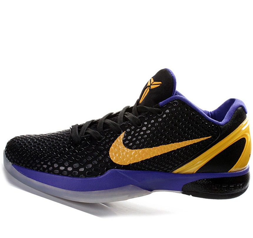 Cheapest Nike Kobe VIII 8 Zoom black yellow Shoes